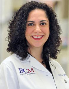 Isabel Valdez, Baylor College of Medicine