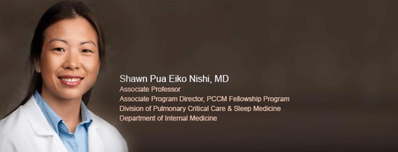 Shawn Nishi, M.D.