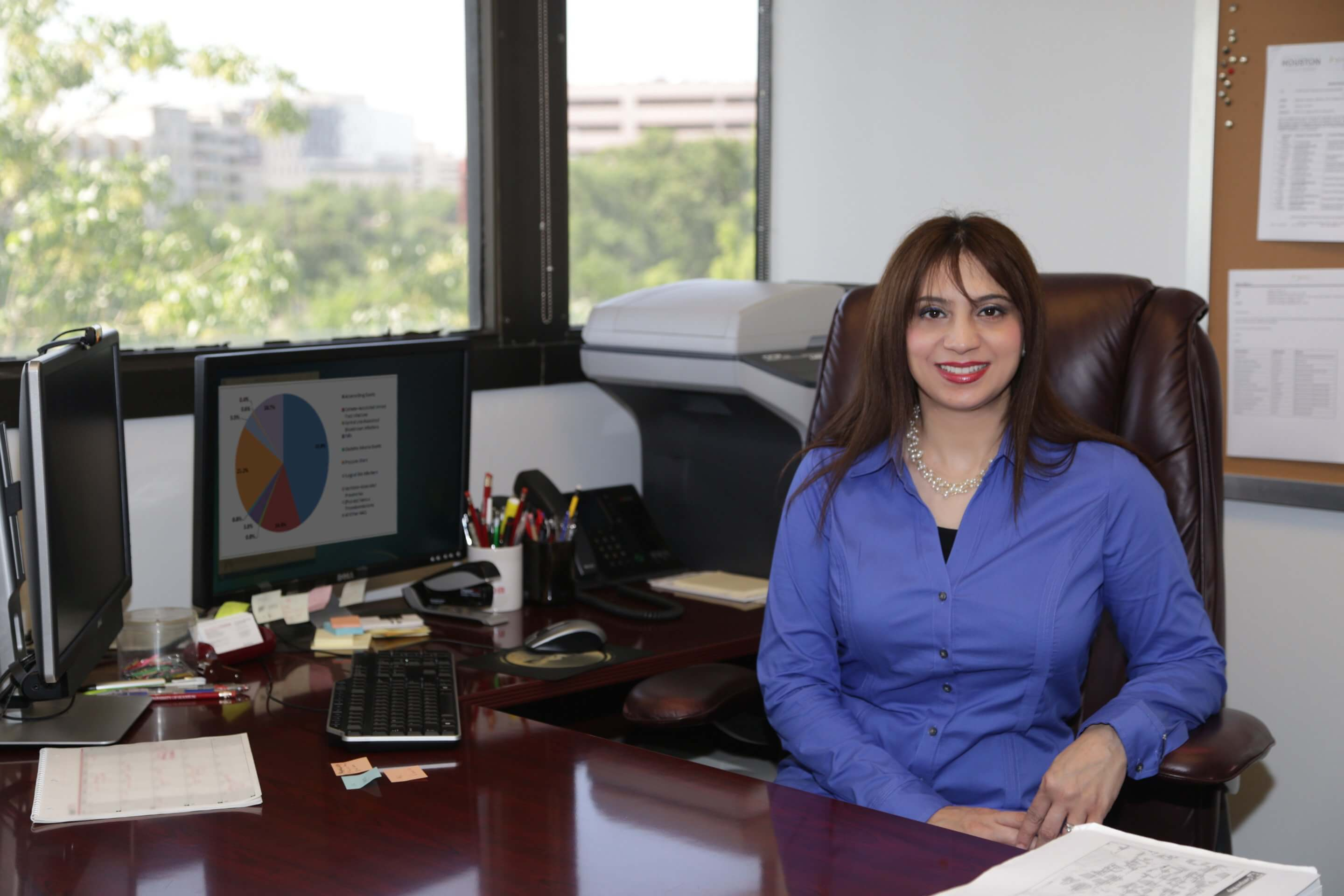 Susan Abughosh University of Houston medication behaviors