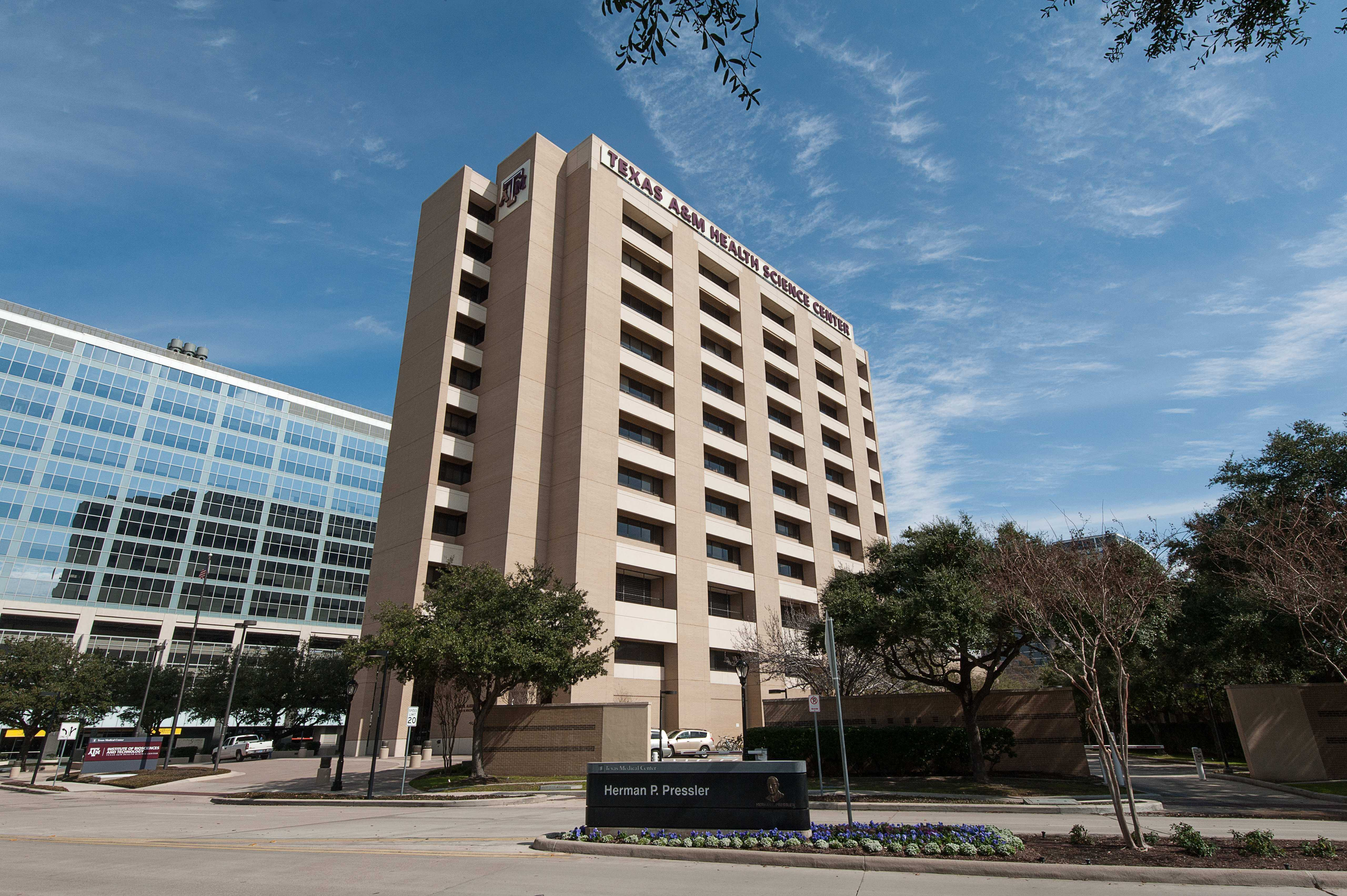 Texas A&M Health Science Center (1 of 2) low qual