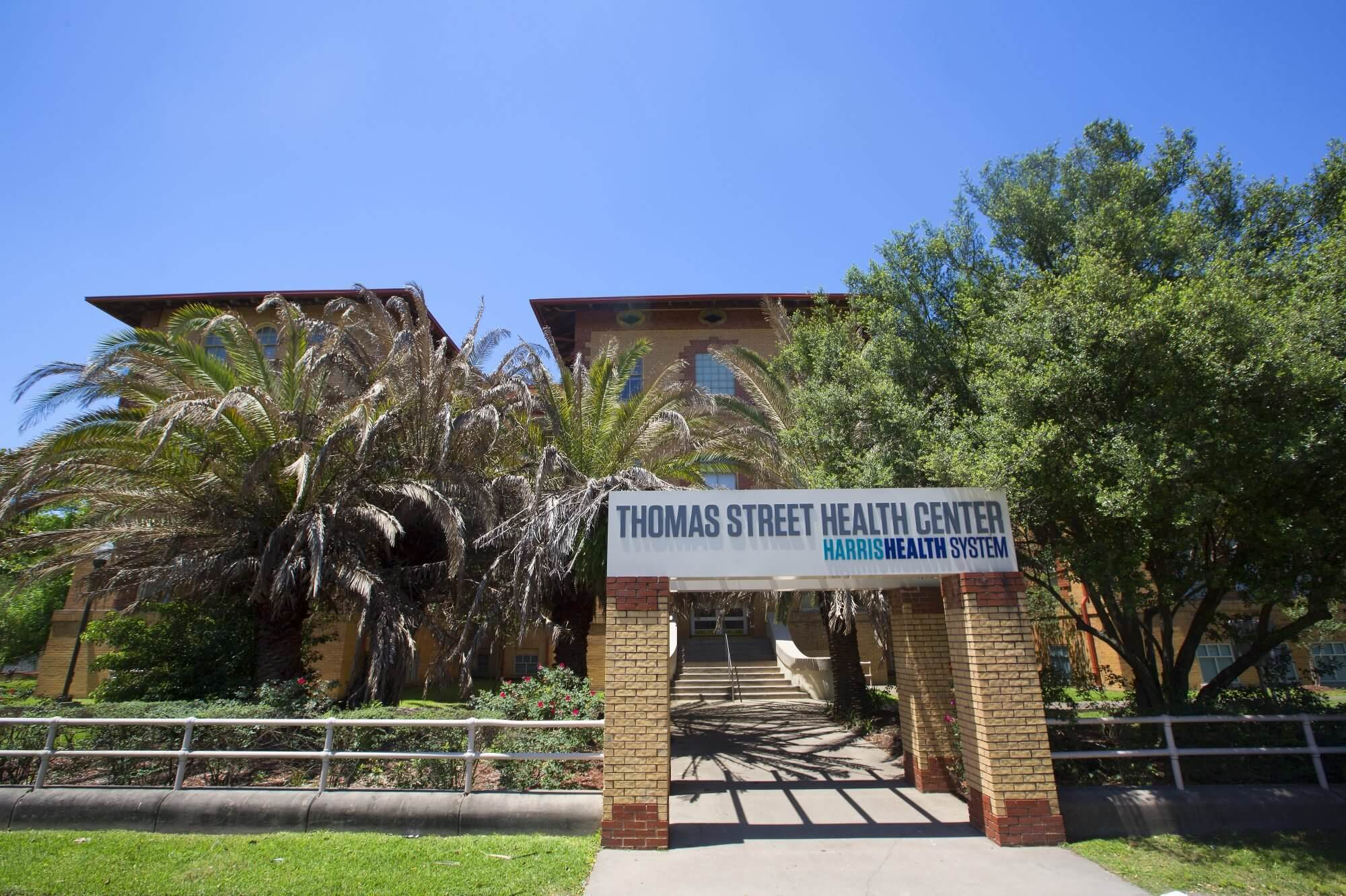 The Thomas Street Health Center.
