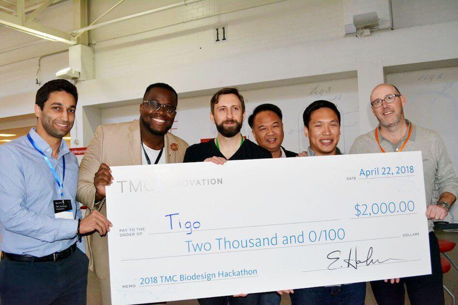 Tigo TMC Biodesign Hackathon