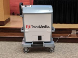 Transmedics Organ Care System Lung technology