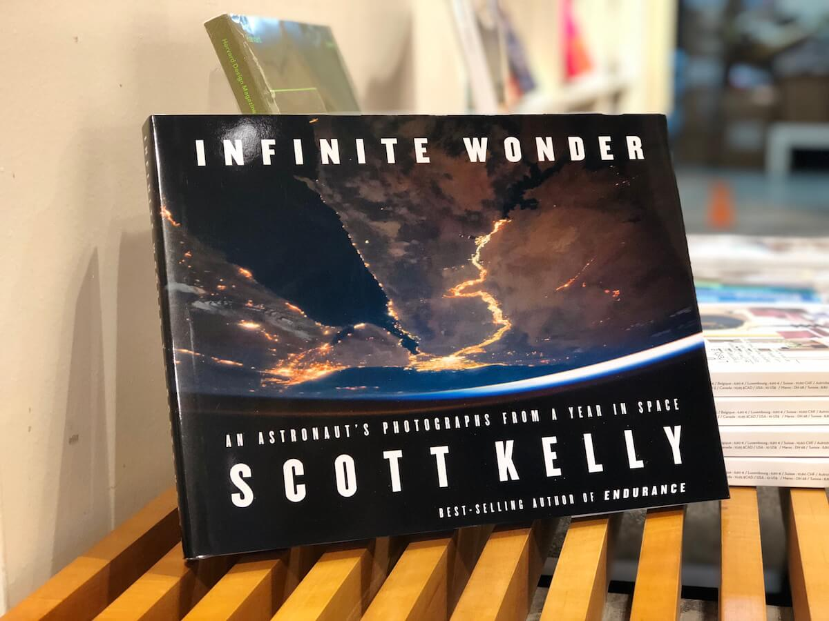 """""""Infinite Wonder,"""" a curated collection of pictures Scott Kelly took aboard the International Space Station, will be released on Oct. 30"""