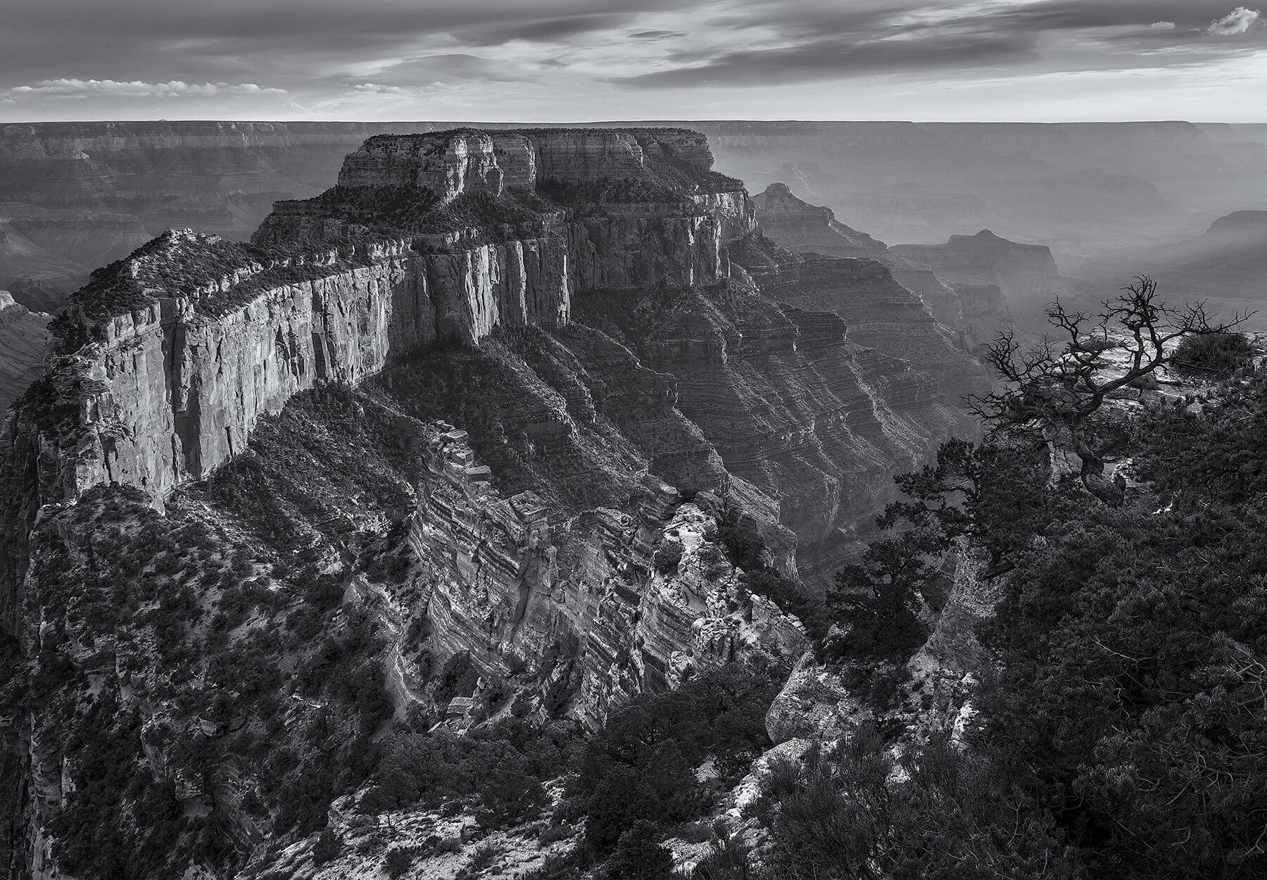'Wonton's Throne,' Grand Canyon National Park- Photo by Mark Burns