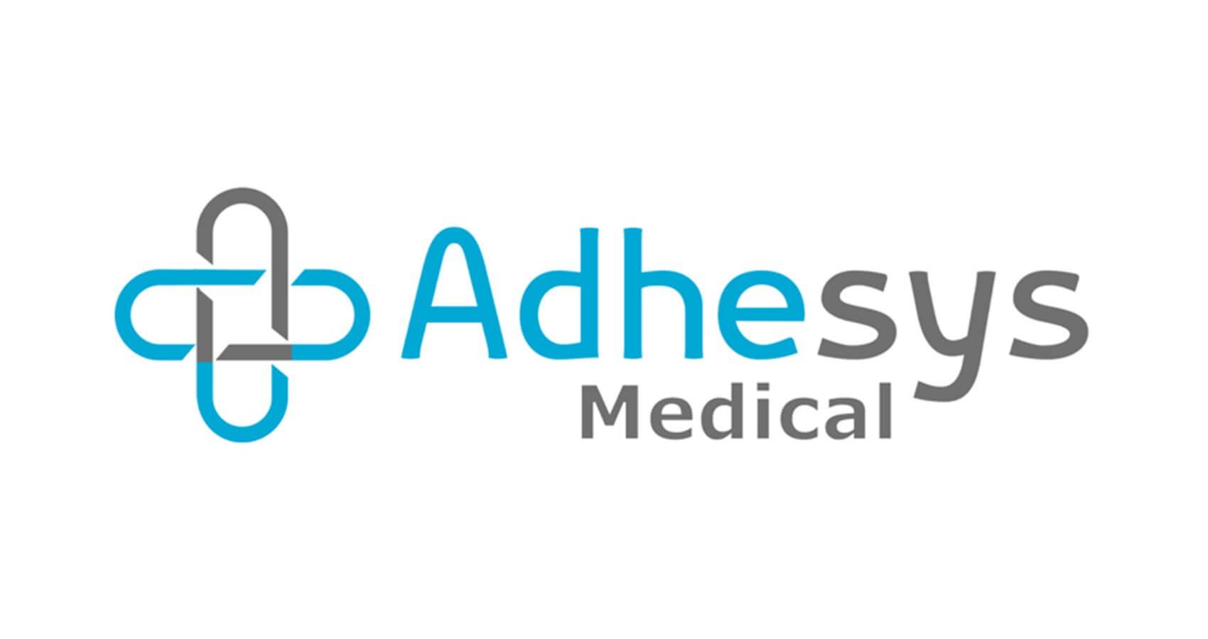 Adhesys Medical's new logo