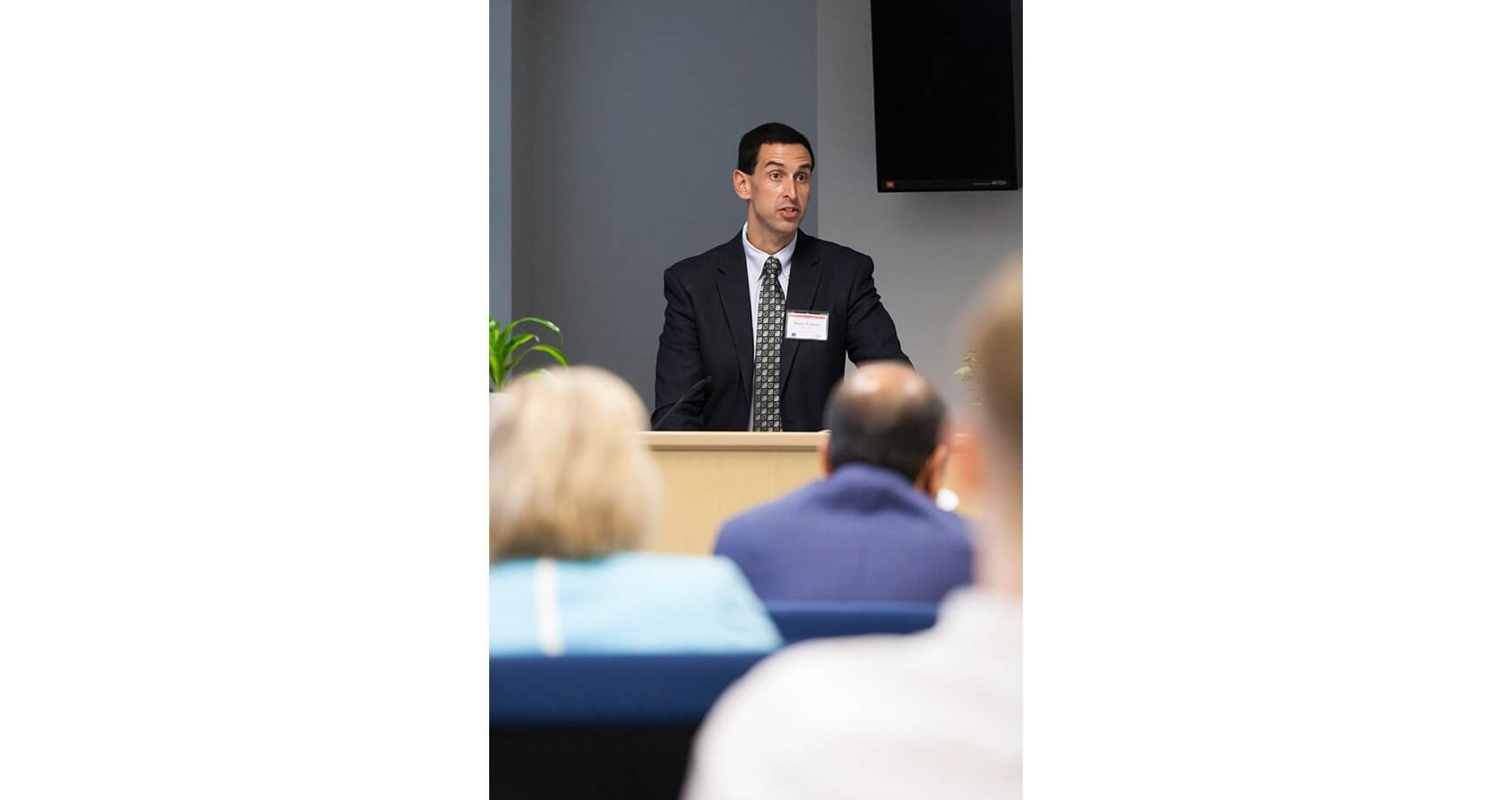 Dr. Jason Yustein, director of the Faris D. Virani Ewing Sarcoma Center at Texas Children's Cancer Center