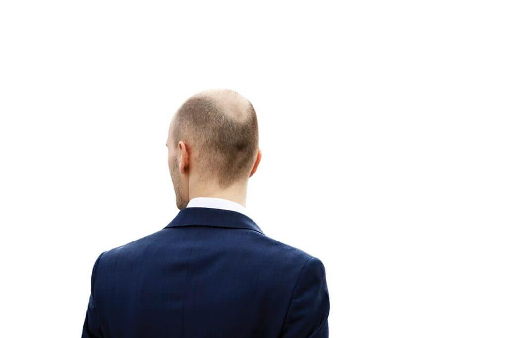 bald cancer heart disease