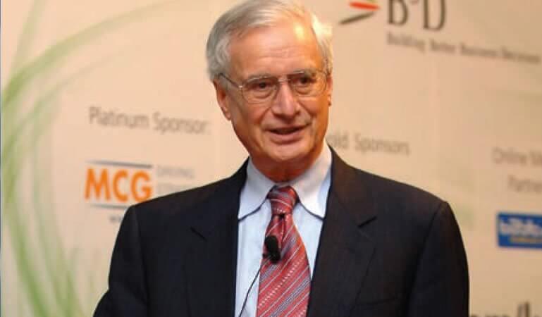 Robert S. Kaplan, Ph.D. (Credit: Harvard Business School)