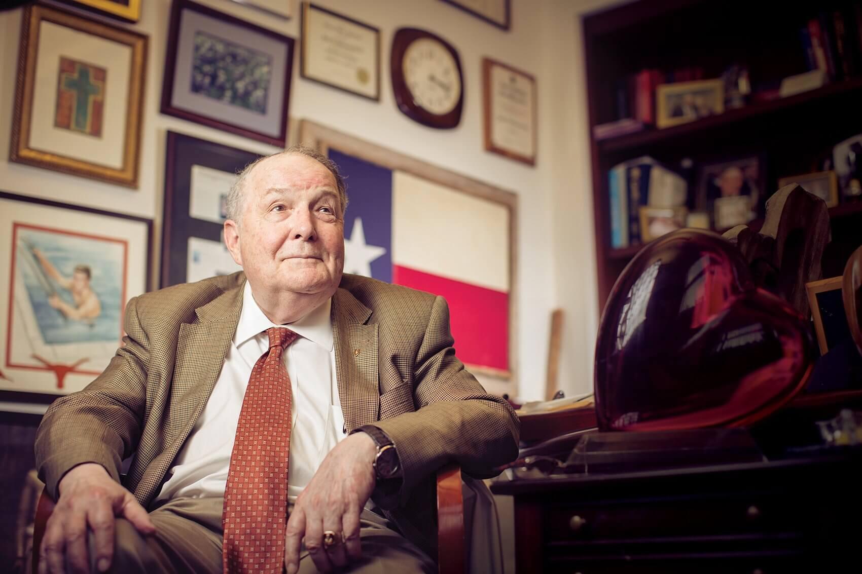 James T. Willerson, M.D., president, Texas Heart Institute