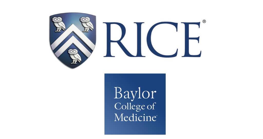 rice baylor logos