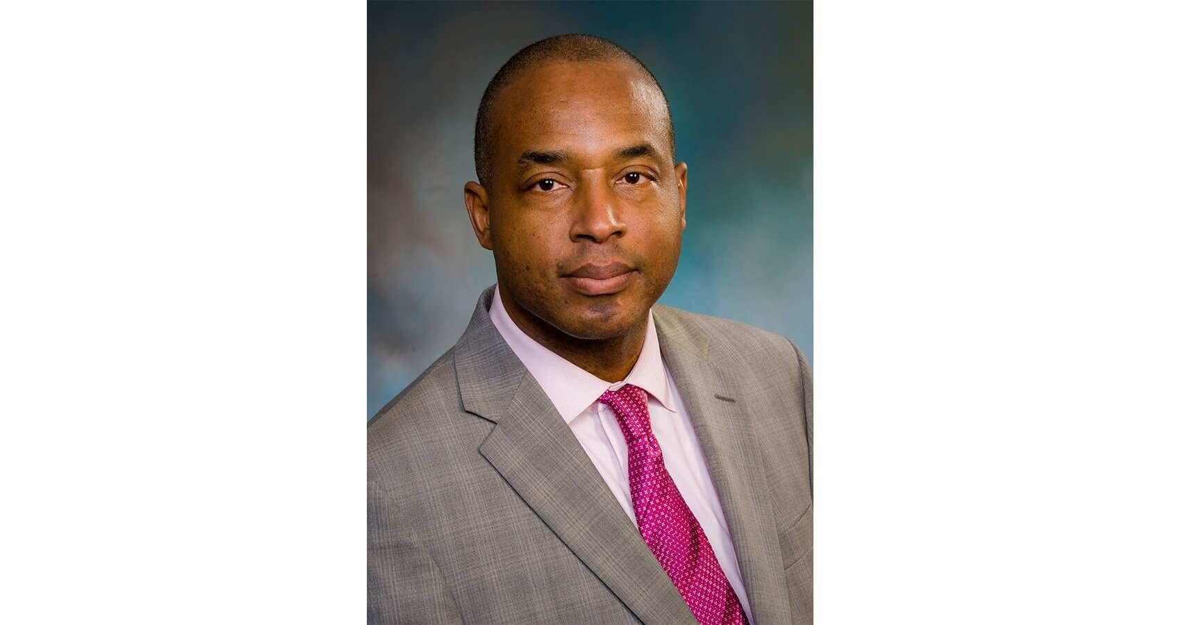 Selwyn Rogers, M.D., chief medical officer at the University of Texas Medical Branch at Galveston.