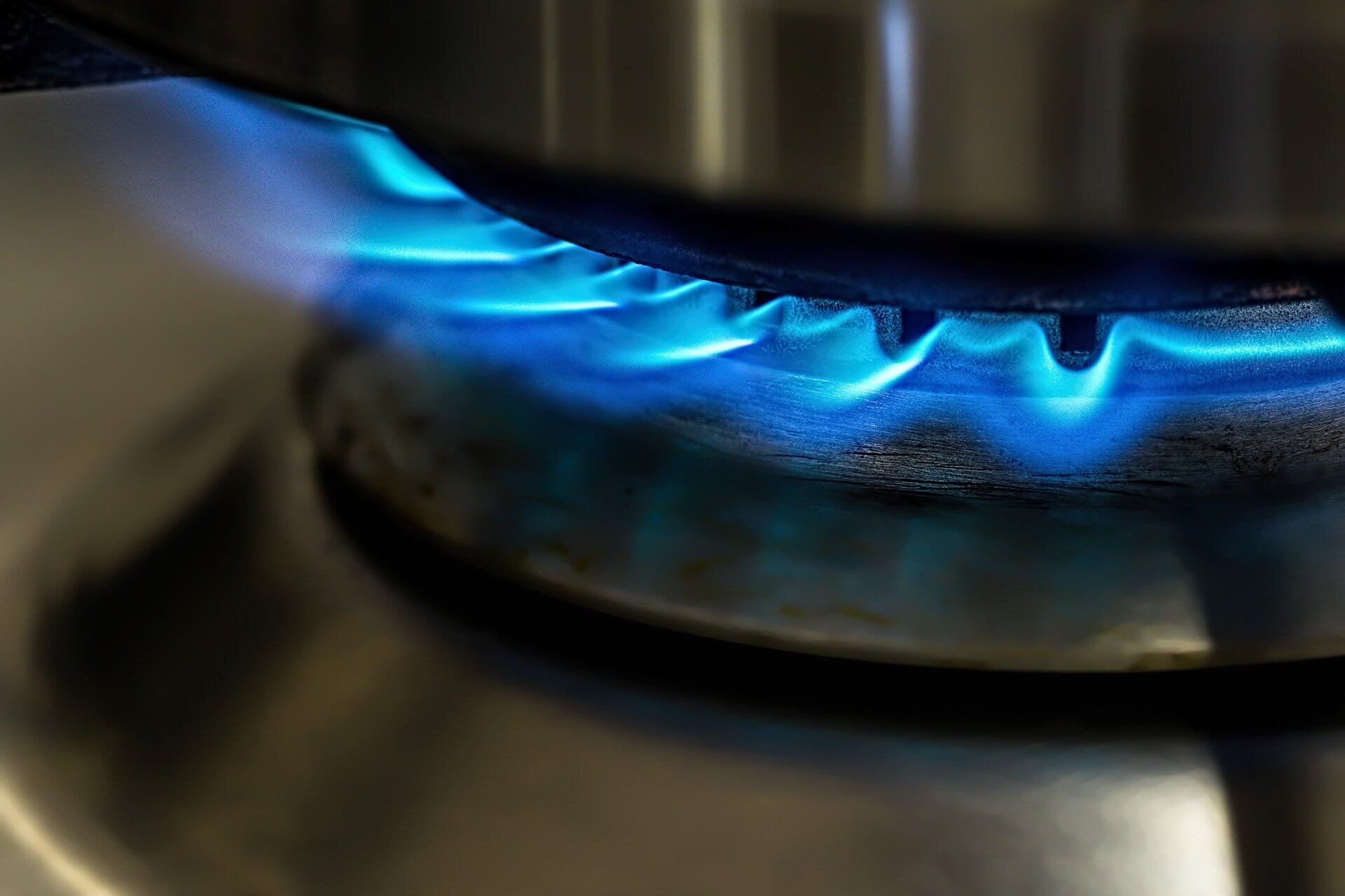 During the holidays, we are all cooking more than we normally do. Make sure you turn all handles to the back of the stove to prevent hot oils or water from spilling.