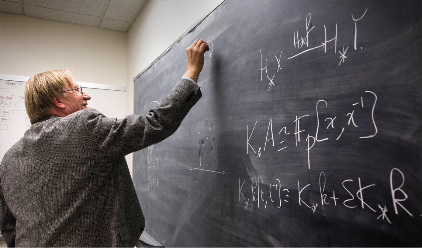 Gunnar Carlsson, Ph.D.