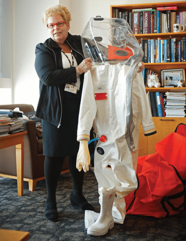Joan Nichols, Ph.D.