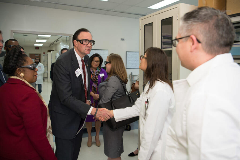 Alzheimer's Research Day - Governmental Relations