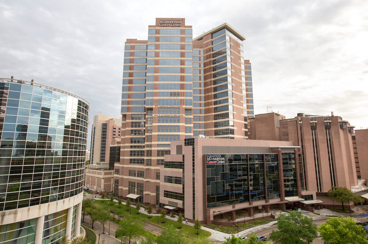 MD Anderson was named the nation's No. 1 in cancer center by U.S. News & World Report's 2019-2020