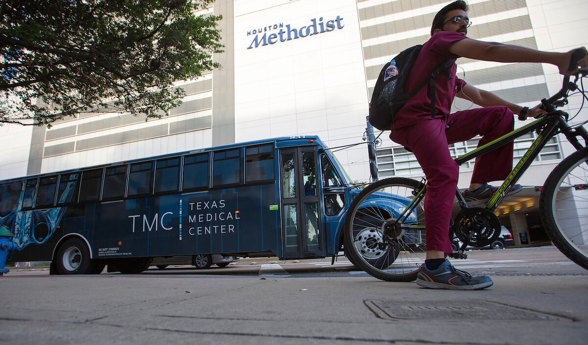Houston Methodist Hospital ranked No. 1 in Texas and No. 20 in the country by U.S. News & World Report's 2019-2020