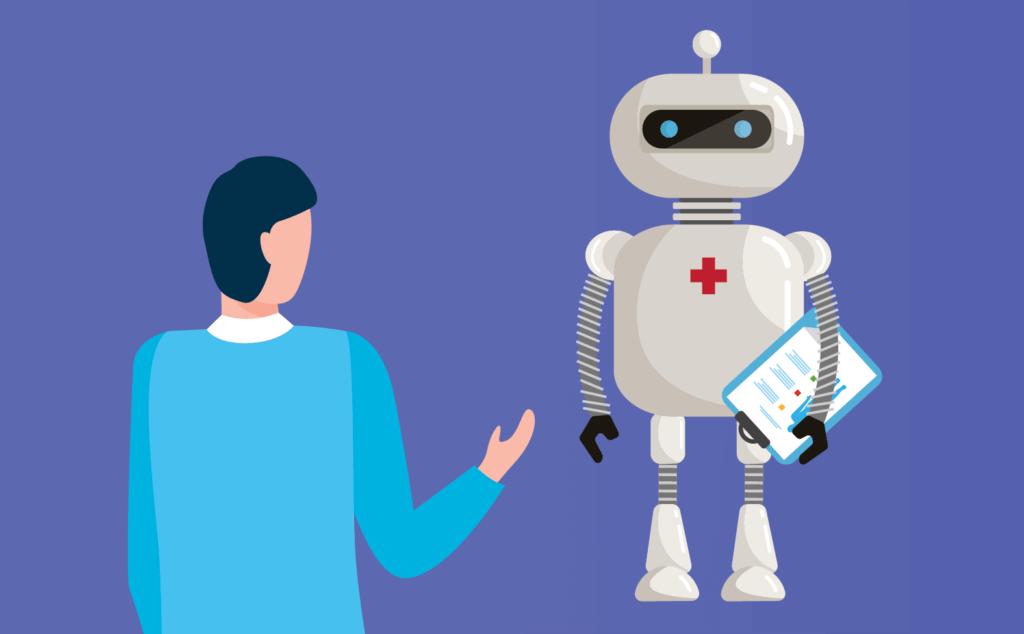 Pulse Illustration_Clinical Robot