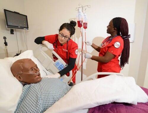 University of St. Thomas-Houston nursing
