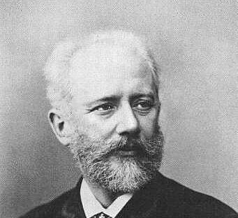 Pytor Ilyich Tchaikovsky, 1840-1893.