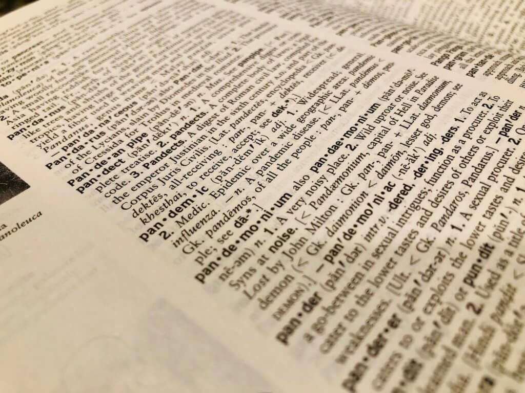 COVID-19, glossary